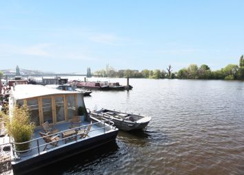 Thumbnail 1 bed houseboat for sale in Lower Mall, London