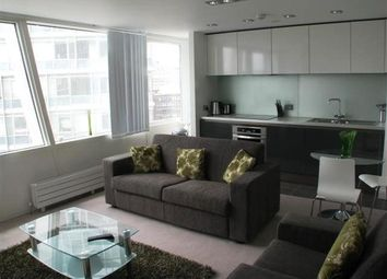 Thumbnail 1 bed flat to rent in One Park West, 37 Strand Street, Liverpool