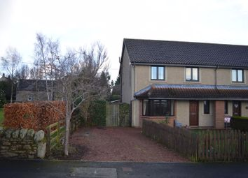 Thumbnail 3 bed semi-detached house for sale in The Orchard, Paxton, Berwick-Upon-Tweed