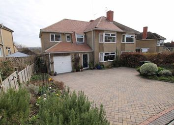 Thumbnail 4 bed semi-detached house for sale in Southwood Drive, Coombe Dingle, Bristol