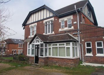 Thumbnail Studio to rent in Portswood Road, Southampton