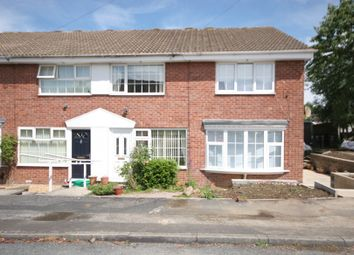 Thumbnail 2 bed terraced house for sale in Fieldway Close, Harrogate, North Yorkshire