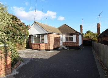 Thumbnail 2 bed detached bungalow for sale in Dandies Drive, Leigh-On-Sea, Essex