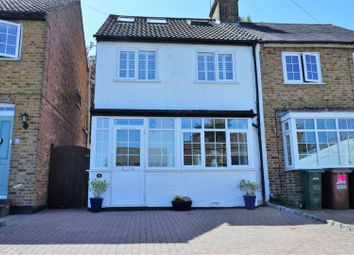 Thumbnail 4 bed semi-detached house for sale in Tibbs Hill Road, Abbots Langley
