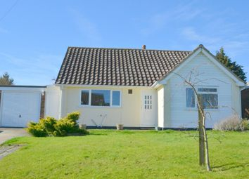 Thumbnail 2 bed detached bungalow for sale in Hertford Road, Clare, Sudbury