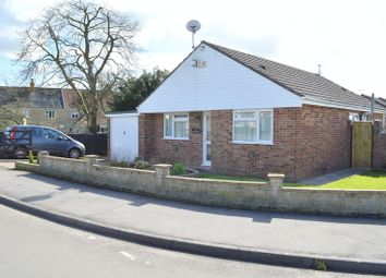 Thumbnail 2 bed detached bungalow for sale in Wessex Way, Gillingham