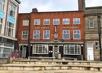 Thumbnail Retail premises to let in The Swan, Swan Square, Burslem, Stoke-On-Trent, Staffordshire