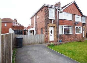 Thumbnail 3 bed semi-detached house for sale in Gooder Avenue, Barnsley, South Yorkshire