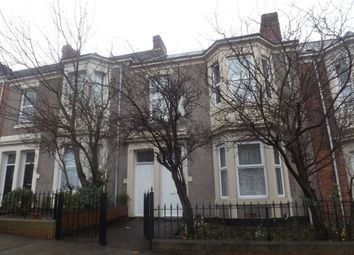 Thumbnail 3 bed flat to rent in Kingsley Terrace, Newcastle Upon Tyne