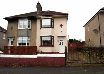 Thumbnail 3 bed semi-detached house for sale in Beech Avenue, Baillieston, Glasgow