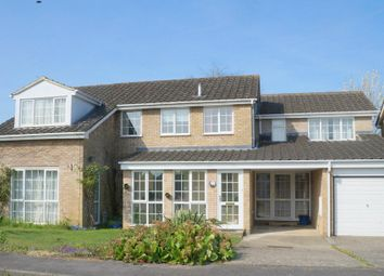 Thumbnail 5 bed detached house for sale in Long Perry, Capel St Mary