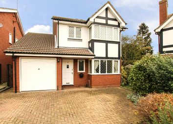 Thumbnail 4 bed detached house for sale in St Davids Way, Wickford