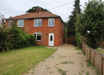 Thumbnail 3 bed property to rent in Bucklesham Road, Kirton, Ipswich