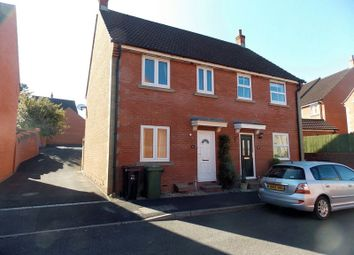 Thumbnail 3 bed semi-detached house to rent in Rivers Reach, Frome