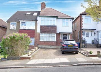 Thumbnail 3 bed semi-detached house to rent in Monks Avenue, New Barnet, Hertfordshire