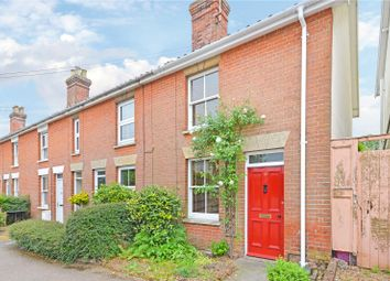 Thumbnail 2 bed end terrace house for sale in Sunnyside, Diss