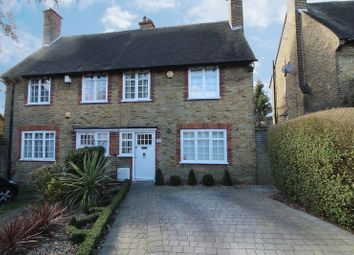 3 bed semi-detached house for sale in Westholm, Hampstead Garden Suburb, London NW11