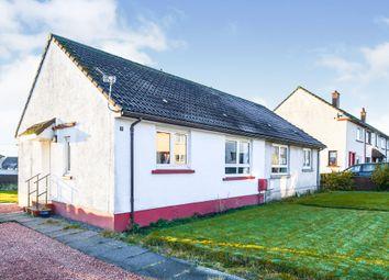 Thumbnail 1 bed semi-detached bungalow for sale in Stewart Avenue, Ochiltree, Cumnock