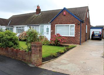 Thumbnail 3 bedroom semi-detached bungalow for sale in Firtrees Avenue, Lostock Hall, Preston