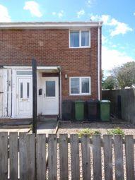 Thumbnail 2 bedroom flat to rent in Arundel Close, Bedlington