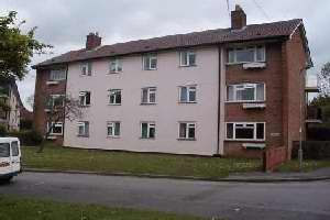 Thumbnail 2 bedroom flat to rent in Slade Close, Headington