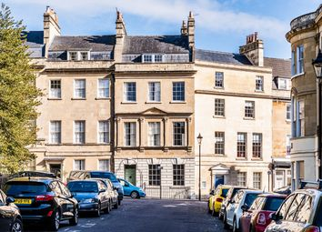 Thumbnail 4 bed town house for sale in St James's Square, Bath