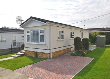 Thumbnail 2 bed mobile/park home for sale in East Avenue, Althorne