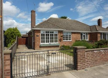 Thumbnail 2 bed semi-detached bungalow for sale in Brian Avenue, Cleethorpes