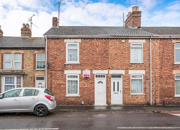 Thumbnail 2 bed terraced house to rent in Ramnoth Road, Wisbech