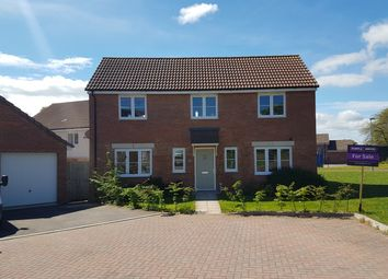 Thumbnail 4 bed detached house for sale in Heeks Crescent, Trowbridge