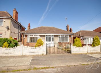 Thumbnail 2 bed detached bungalow for sale in Birkland Avenue, Warsop, Mansfield