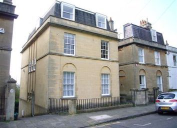 Thumbnail 2 bed flat to rent in Sydney Buildings, Bath