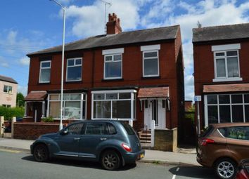 Thumbnail 3 bed semi-detached house to rent in Norwood Road, Great Moor, Stockport