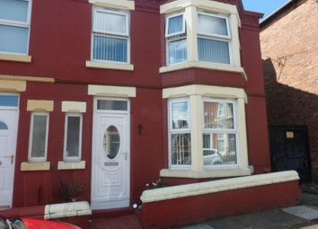 Thumbnail 3 bed terraced house for sale in Eridge Street, Liverpool