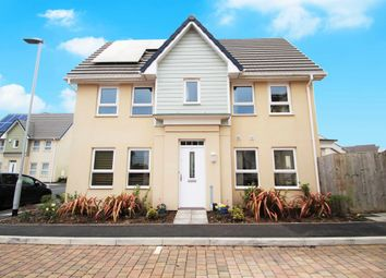 Thumbnail 3 bedroom semi-detached house for sale in Unity Park, Plymouth