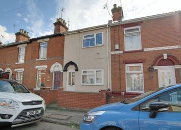 Thumbnail 2 bed terraced house to rent in Canterbury Road, Colchester