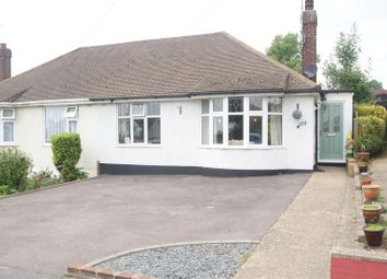 Thumbnail 3 bed semi-detached bungalow for sale in Weir Gardens, Rayleigh