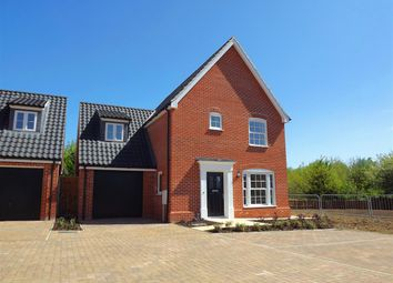 Thumbnail 4 bedroom property for sale in Plot 36, The Oxburgh, Springfield Grange, Acle