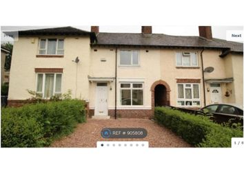 Thumbnail 2 bed terraced house to rent in Gatty Road, Sheffield