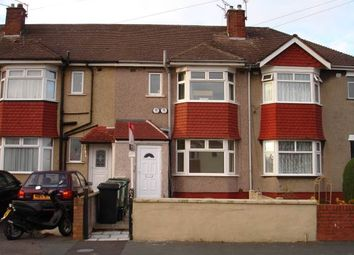 Thumbnail 1 bed flat to rent in Branksome Drive, Filton, Bristol