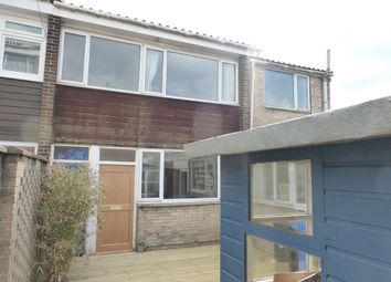 Thumbnail 4 bed end terrace house for sale in Terrace Walk, Norwich