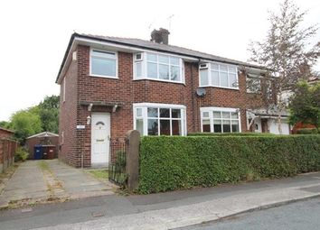 Thumbnail 3 bed property for sale in Stanley Grove, Preston
