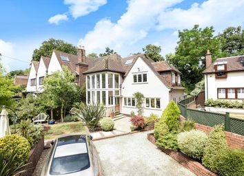 Thumbnail 4 bed semi-detached house for sale in Coombe Lane West, Kingston Upon Thames