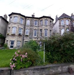 Thumbnail 2 bed flat to rent in Ashley Road, Montpelier, Bristol