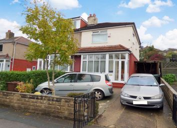 Thumbnail 3 bedroom semi-detached house for sale in High Park Drive, Bradford