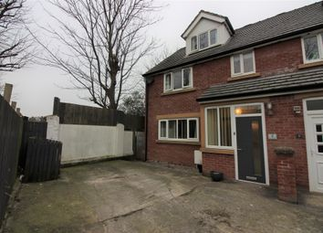 Thumbnail 4 bed semi-detached house for sale in Riley Cottages, Rear Of 2, Fleetwood Road, Cleveleys