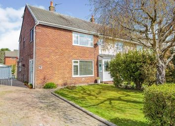 Thumbnail 4 bed semi-detached house for sale in Ribble Avenue, Freckleton, Lancashire, England