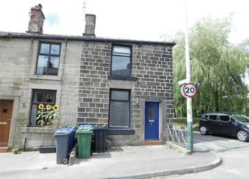 Thumbnail 2 bed end terrace house for sale in Bury Road, Edenfield, Ramsbottom, Bury, Lancashire