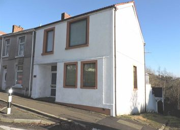 Thumbnail 3 bed end terrace house for sale in Llangyfelach Road, Treboeth, Swansea