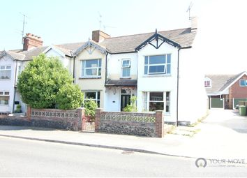 Thumbnail 4 bed terraced house for sale in Beccles Road, Gorleston, Great Yarmouth